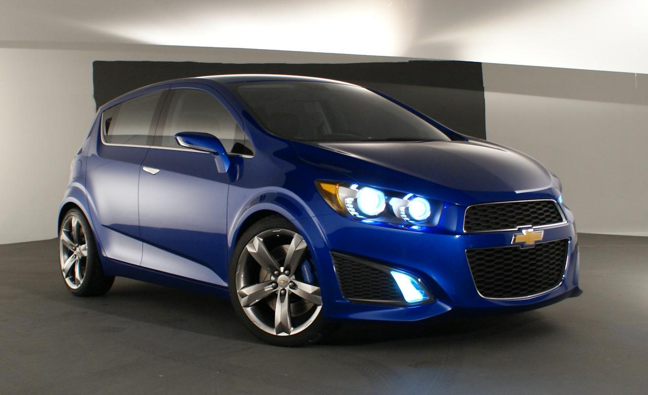 2014 Chevrolet Aveo – pictures, information and specs ...