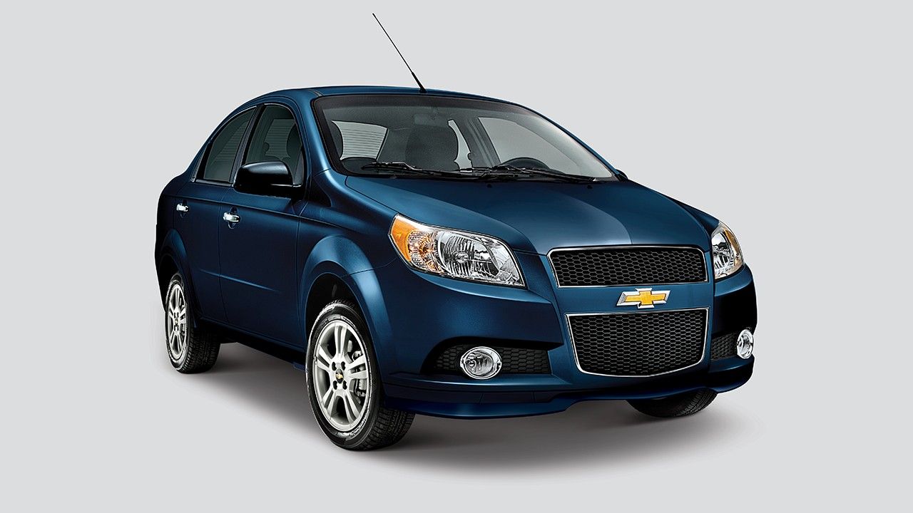 2014 Chevrolet Aveo – pictures, information and specs - Auto-Database.com