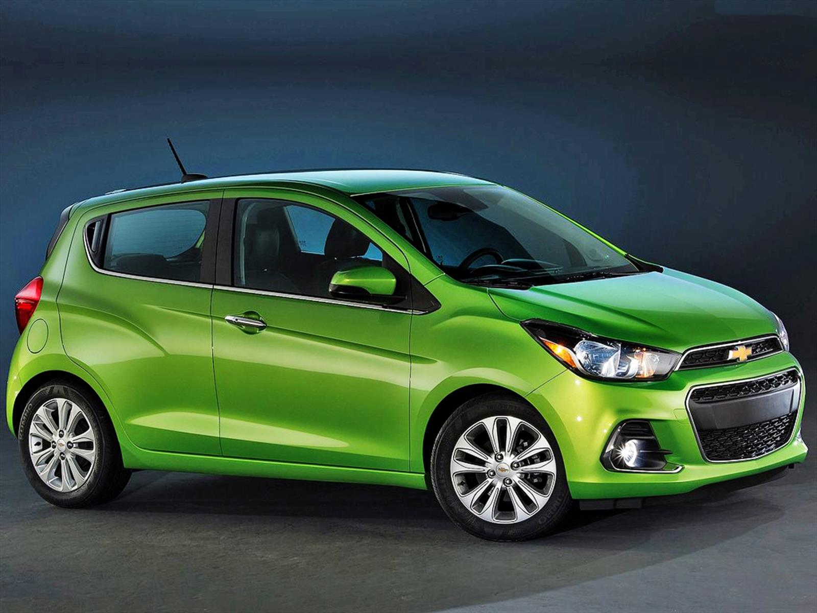 2016 Chevrolet Aveo Pictures Information And Specs