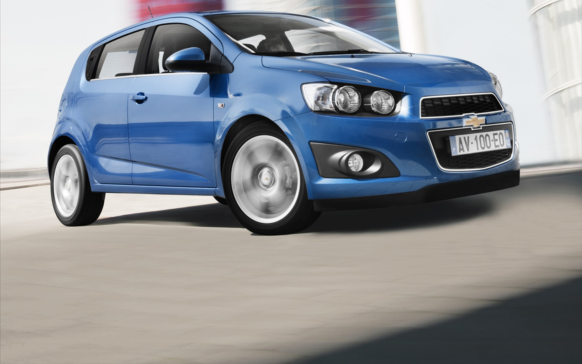 chevrolet aveo (ii) hatchback 2011 models #8