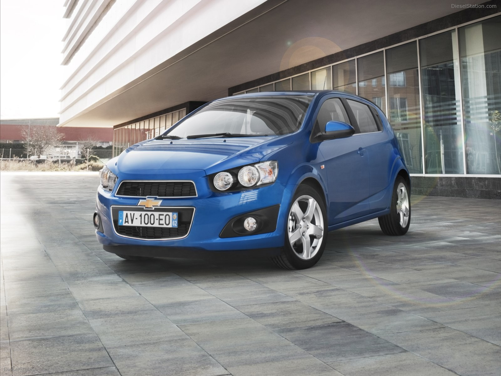 chevrolet aveo (ii) hatchback 2011 pictures #12