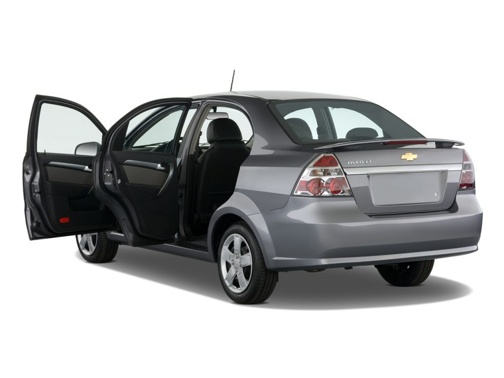 Sedan 2011 chevrolet aveo sedan : 2011 Chevrolet Aveo sedan – pictures, information and specs - Auto ...