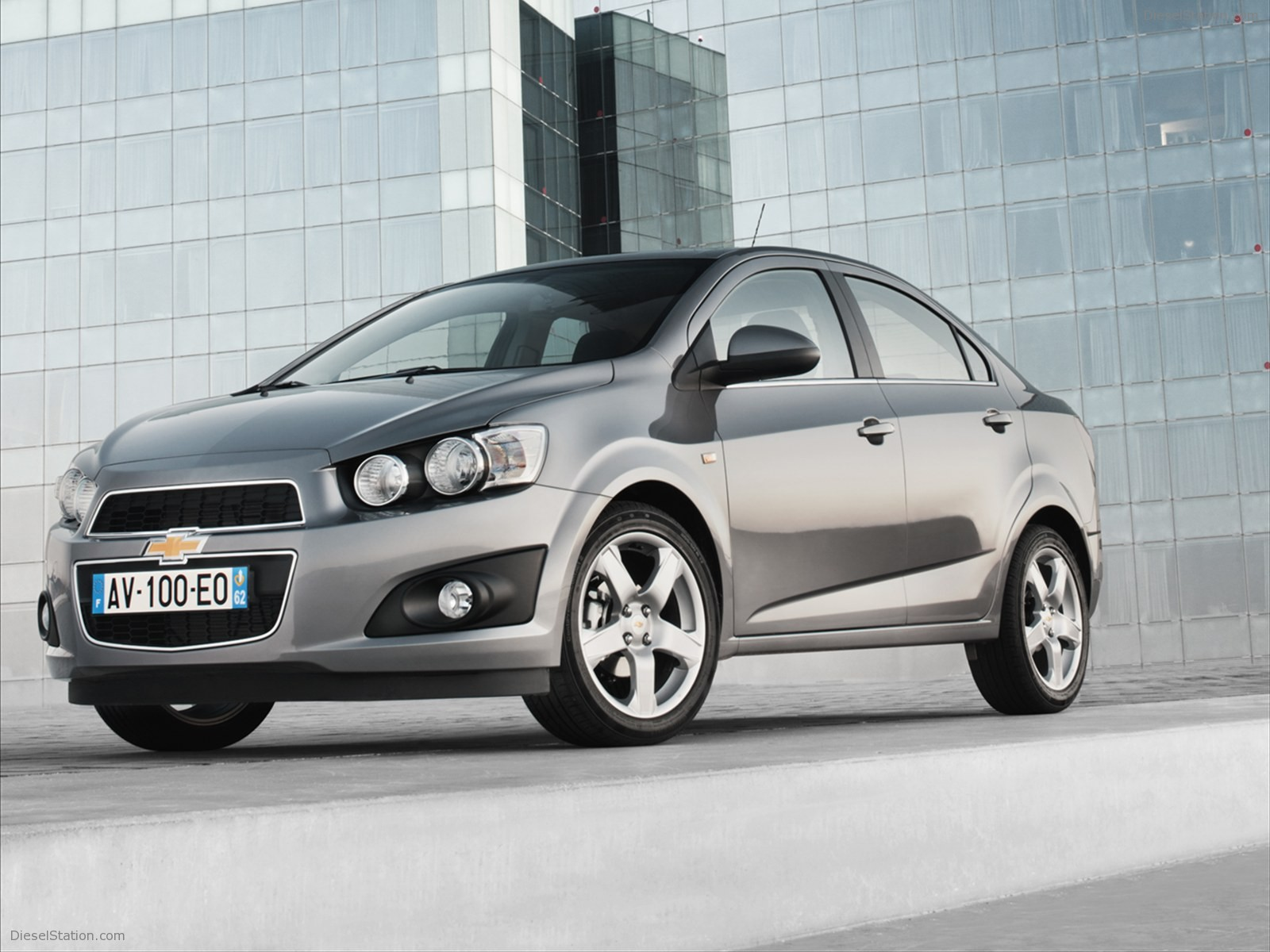 chevrolet aveo sedan 2014 images #6