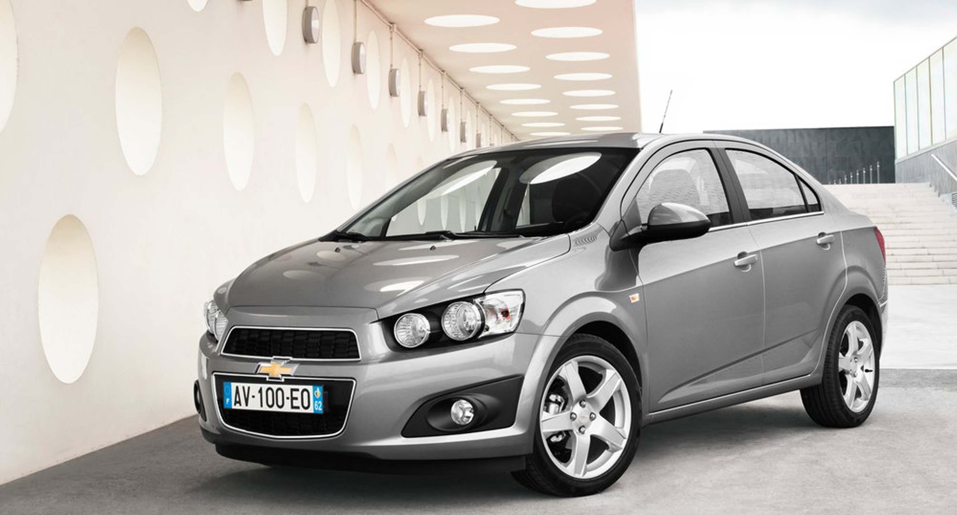 chevrolet aveo sedan 2014 wallpaper #7
