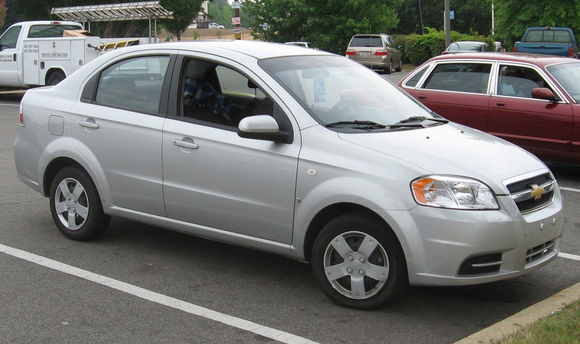 chevrolet aveo seriess #5