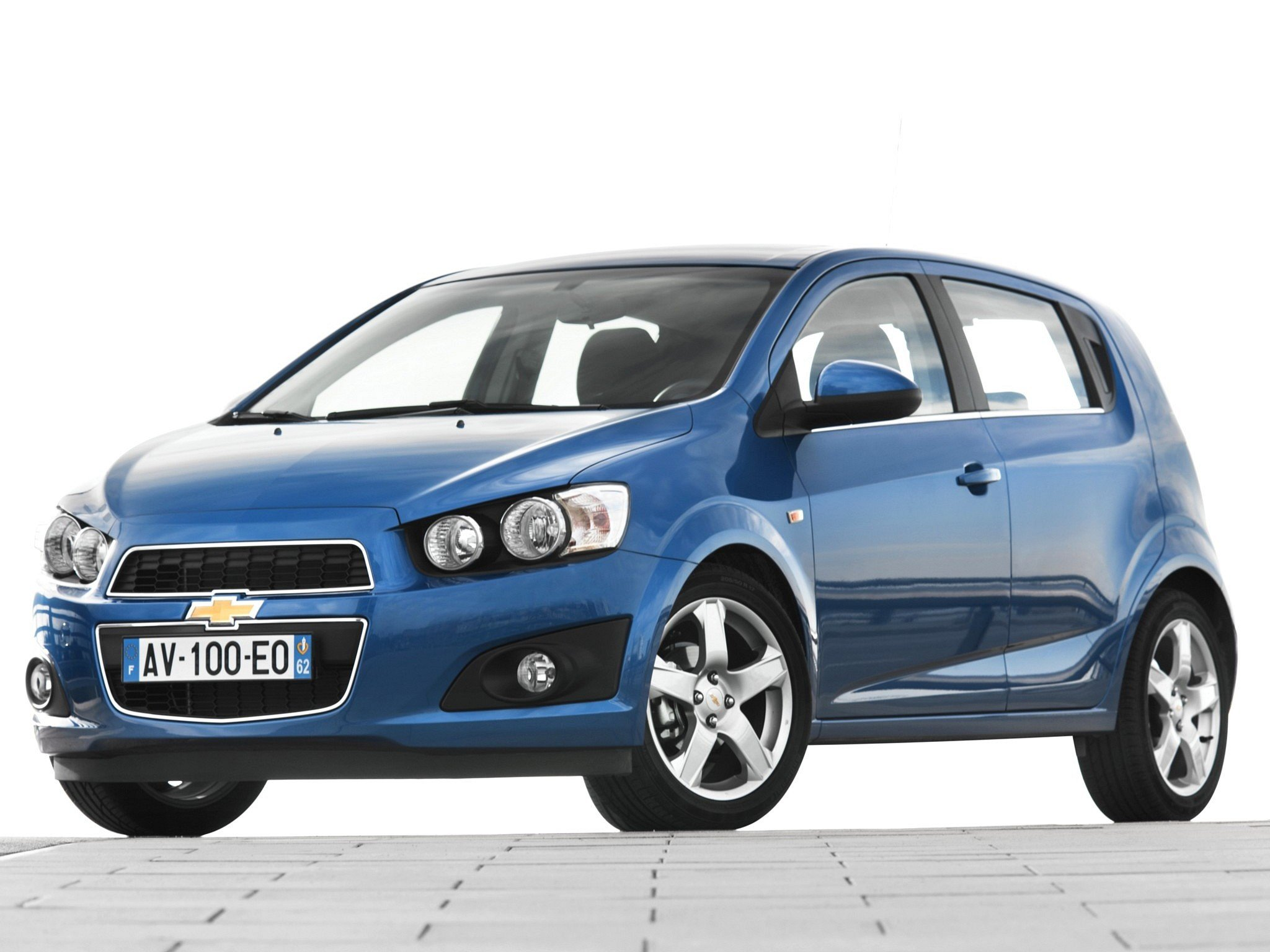 chevrolet aveo seriess #13