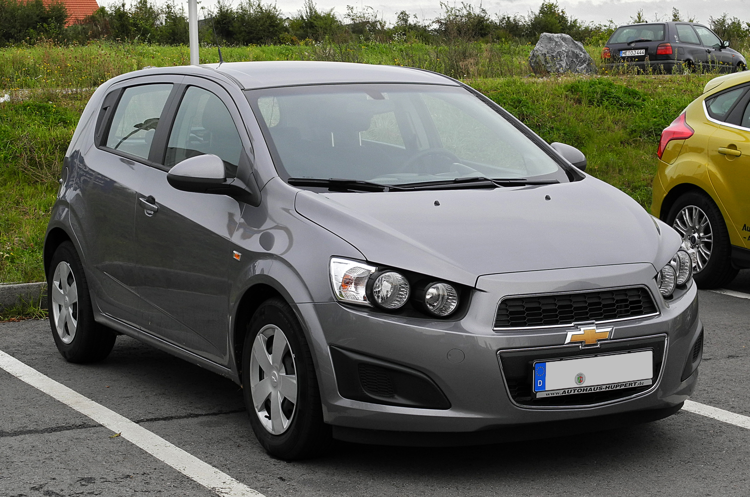 chevrolet aveo wallpaper #7