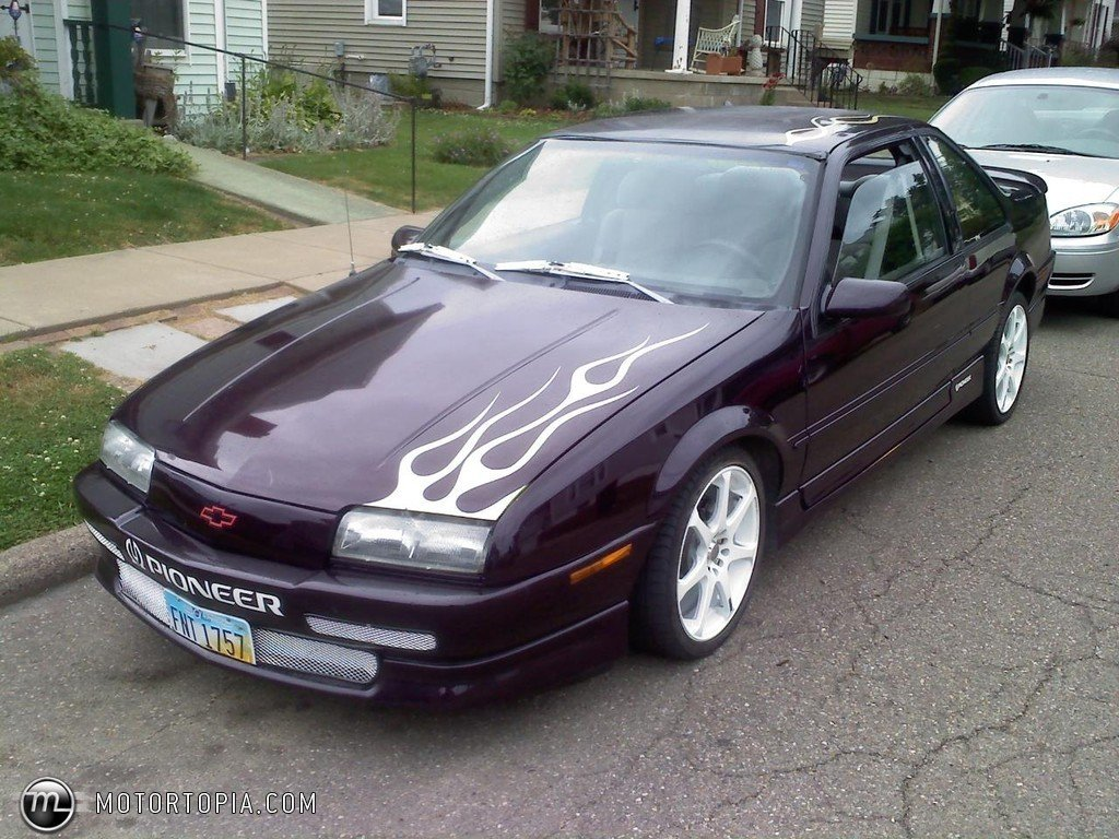 1994 Chevrolet Beretta   pictures, information and specs - Auto