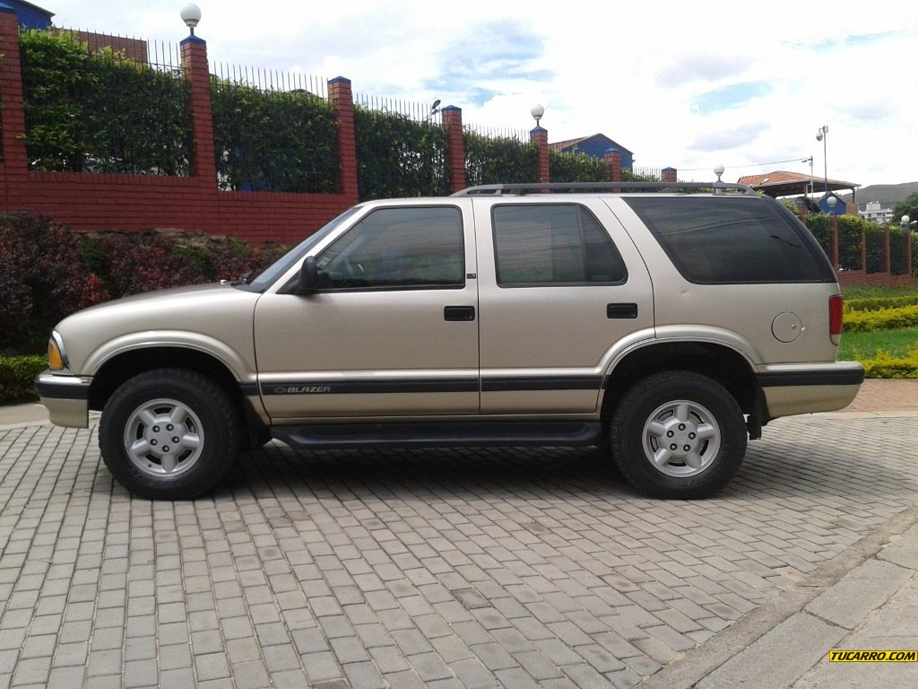 1997 Chevrolet Blazer Pictures Information And Specs