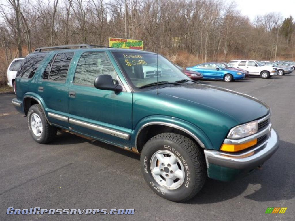 1998 Chevrolet Blazer – pictures, information and specs ...