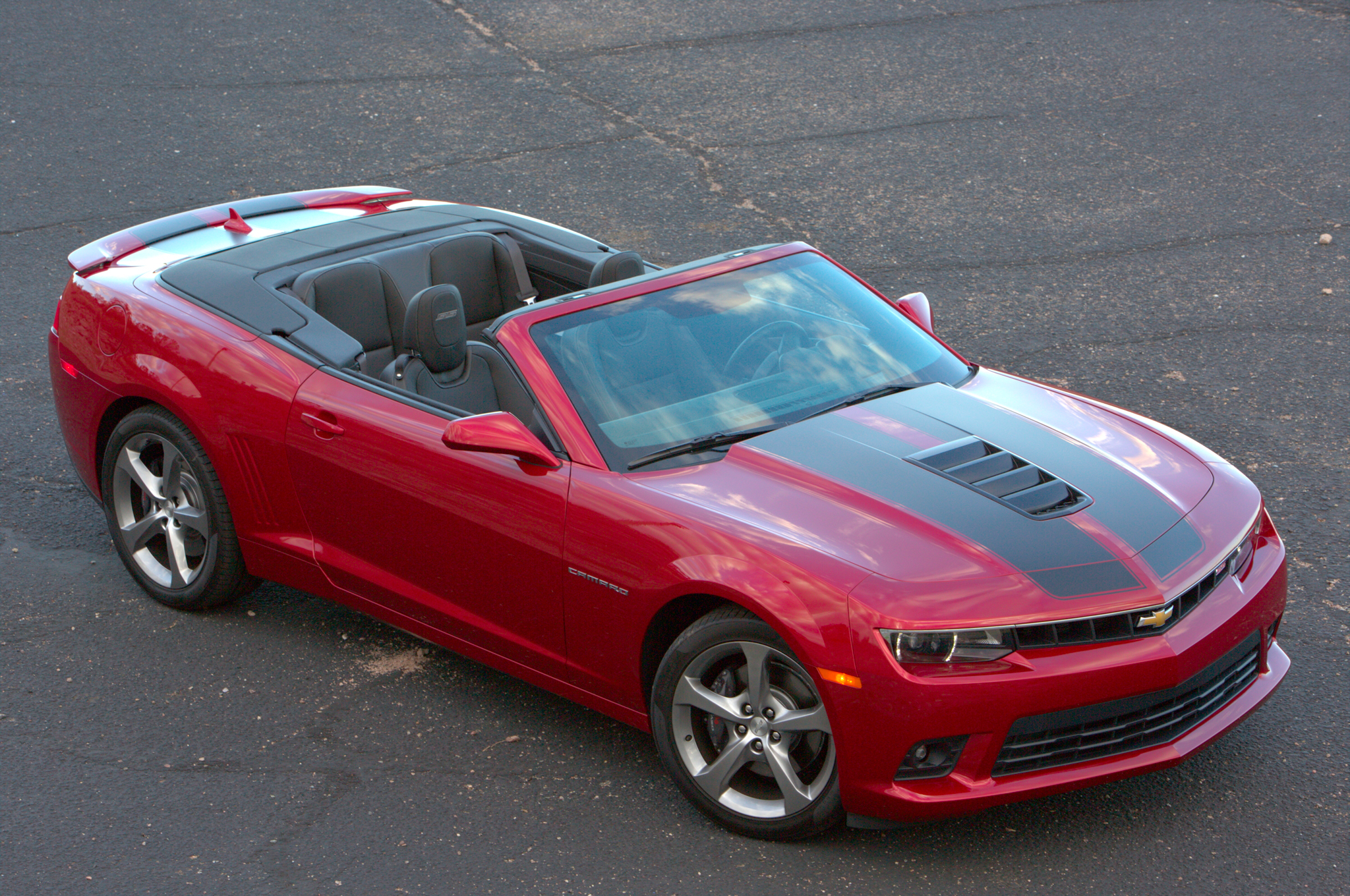 chevrolet camaro convertible 2016 images #7