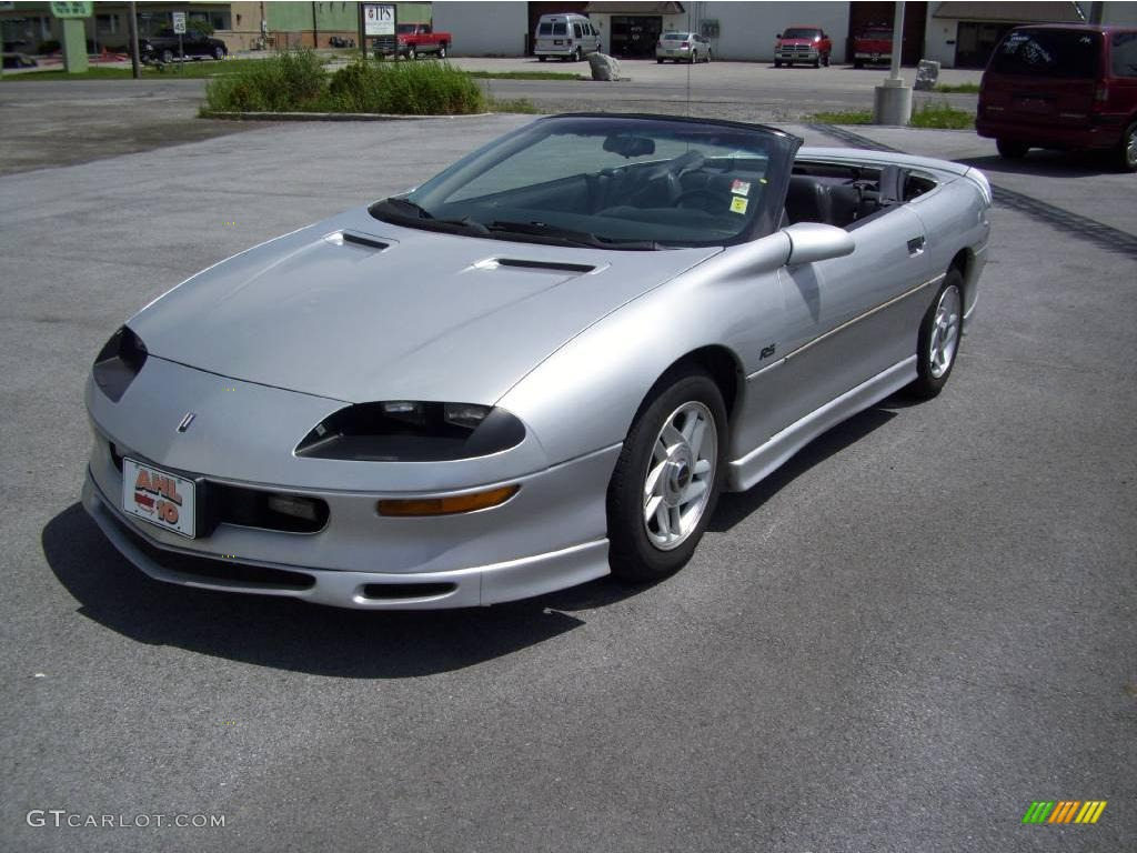1996 chevrolet camaro convertible iv pictures information and specs auto. Black Bedroom Furniture Sets. Home Design Ideas