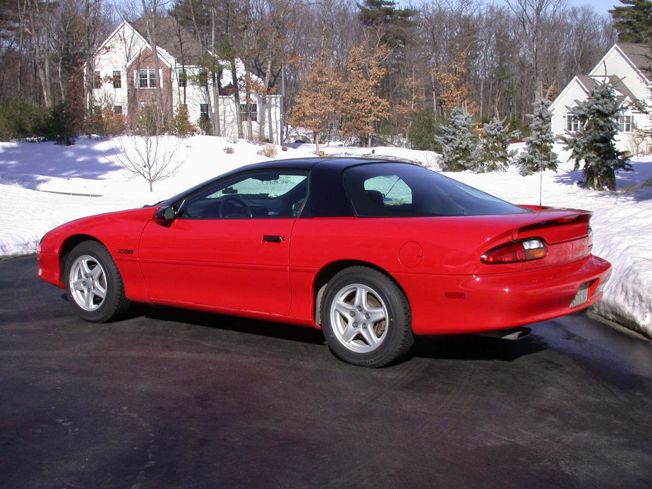 1997 chevrolet camaro iv pictures information and specs. Black Bedroom Furniture Sets. Home Design Ideas