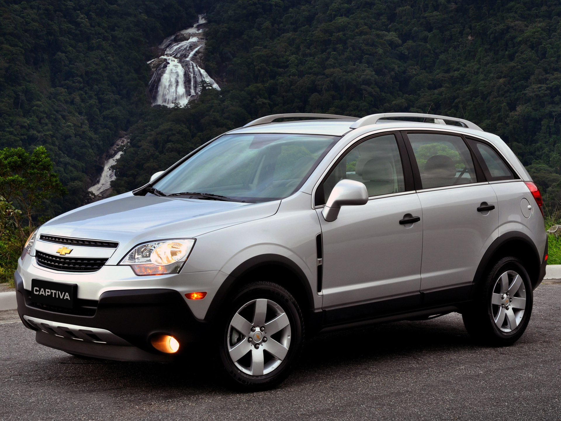 chevrolet captiva 2008 images #10