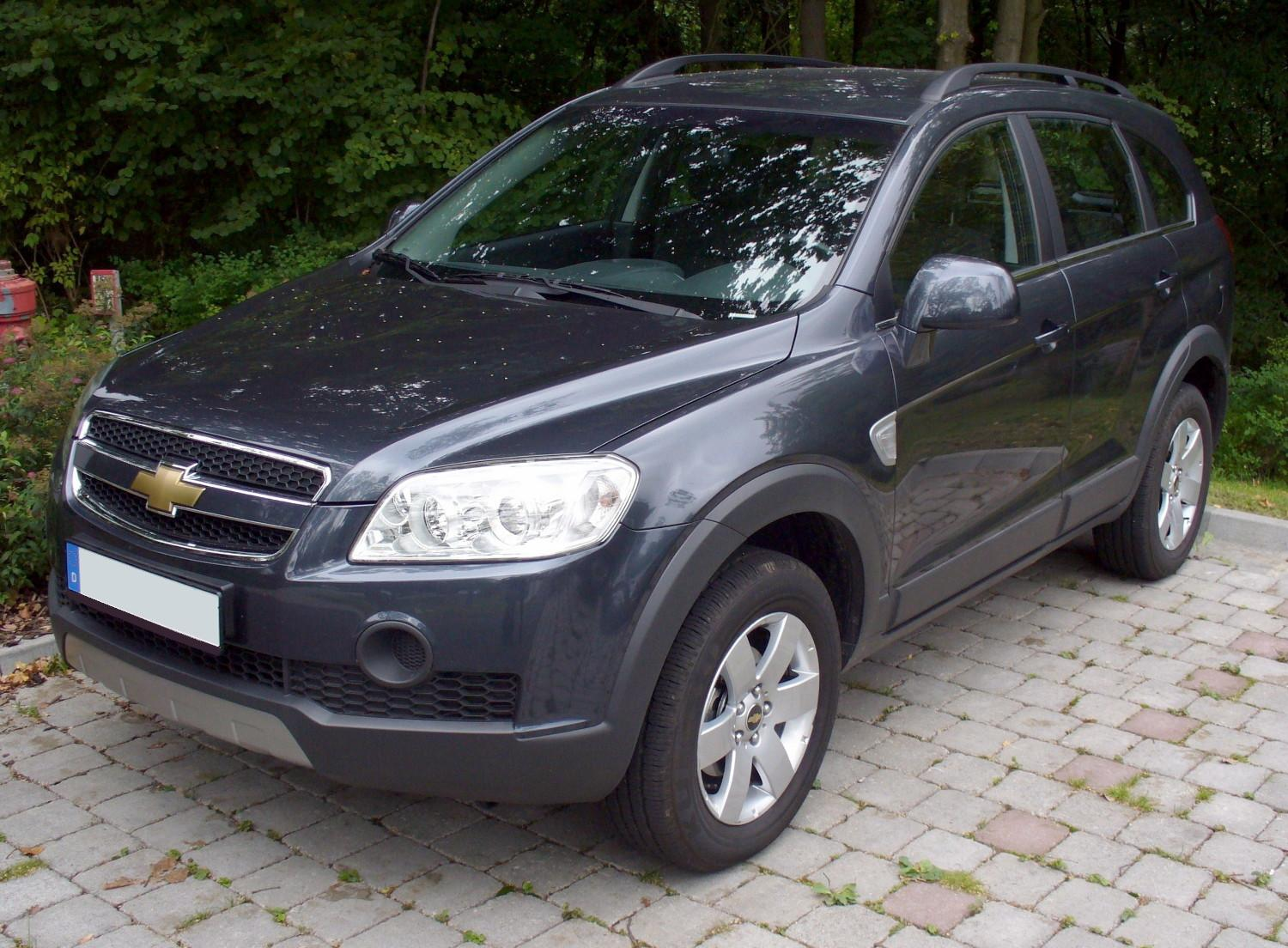 chevrolet captiva 2008 models #2
