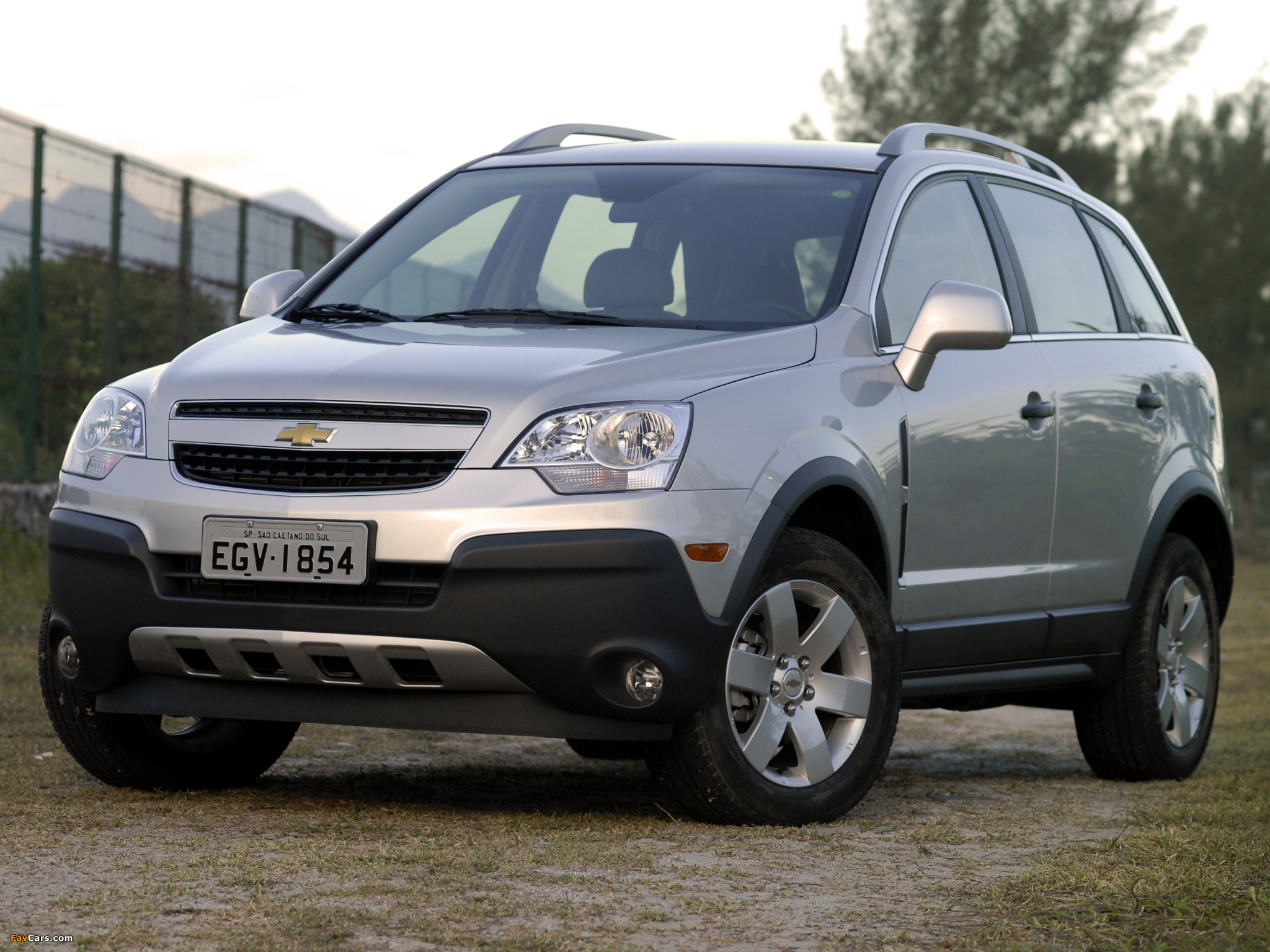 chevrolet captiva 2008 wallpaper #4