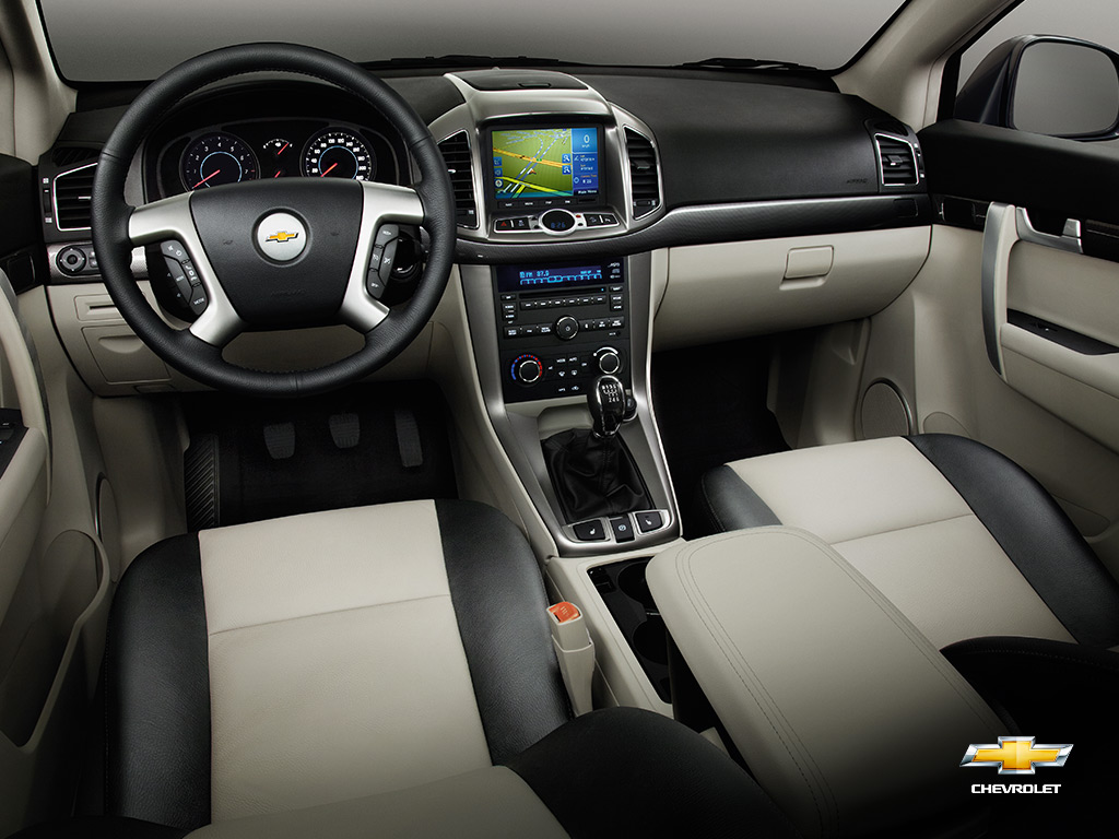 2013 Chevrolet Captiva – pictures, information and specs - Auto ...