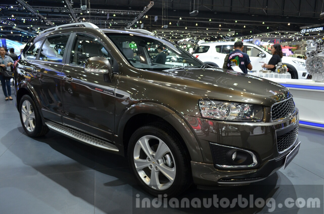 chevrolet captiva 2015 images #10