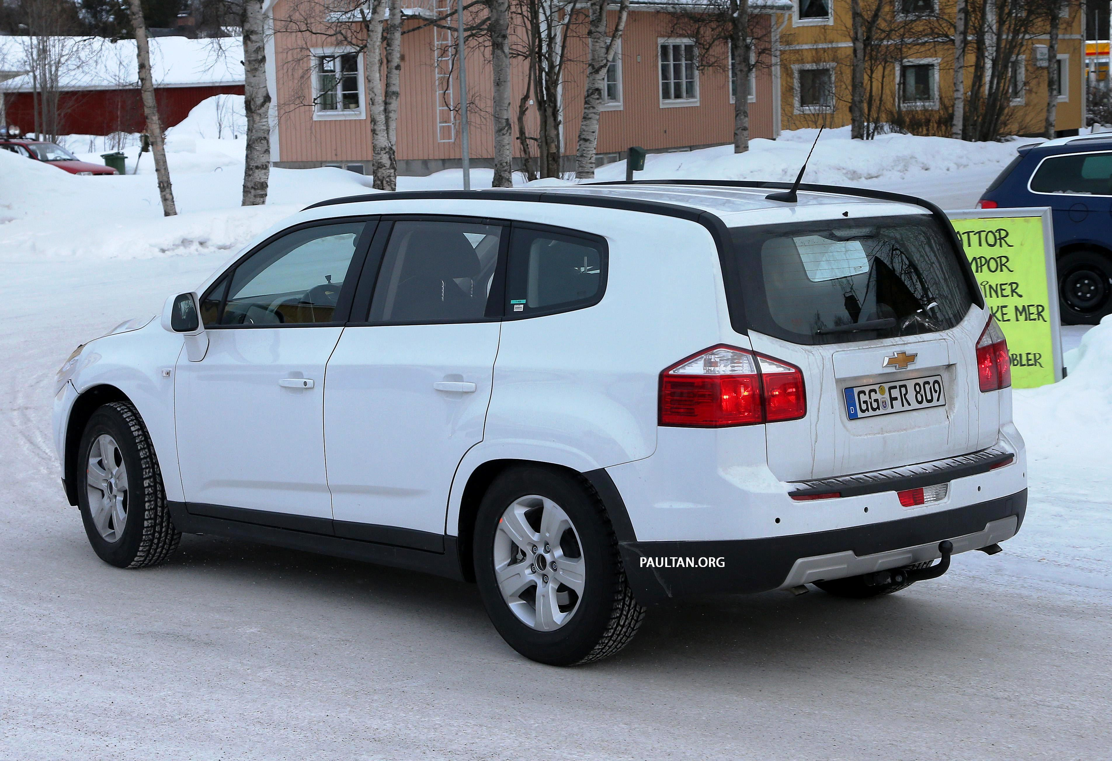 chevrolet captiva 2015 models #9