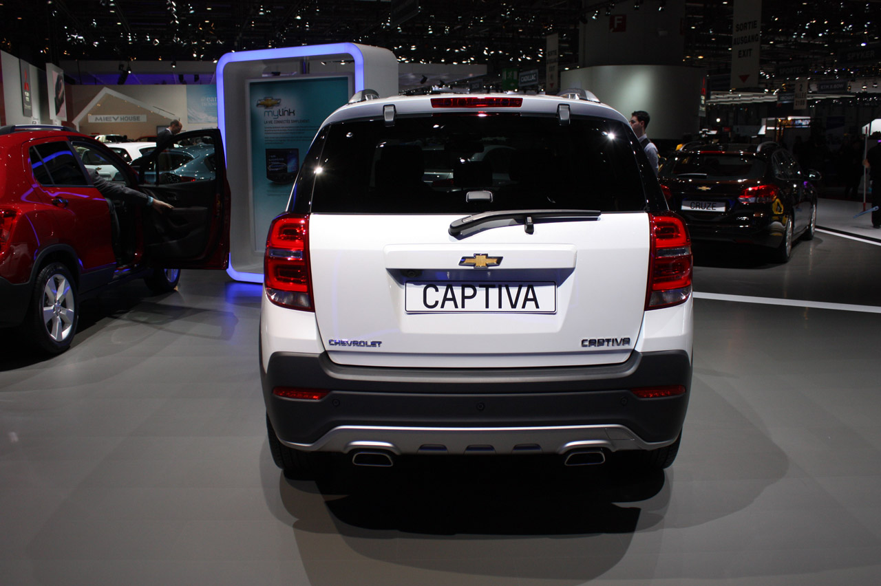chevrolet captiva 2015 pictures #5