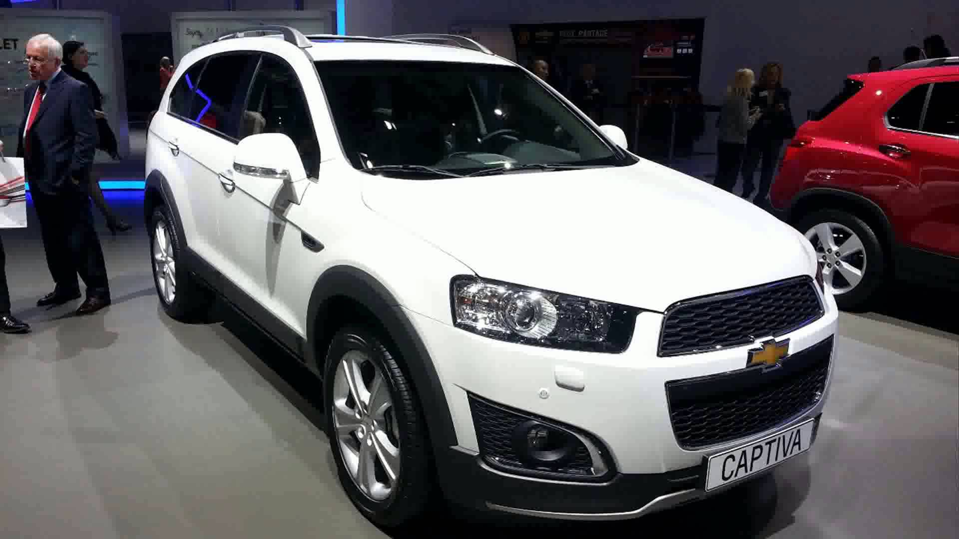 chevrolet captiva 2015 wallpaper #3