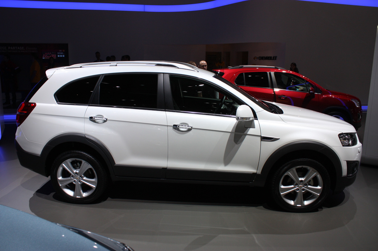 chevrolet captiva images #14