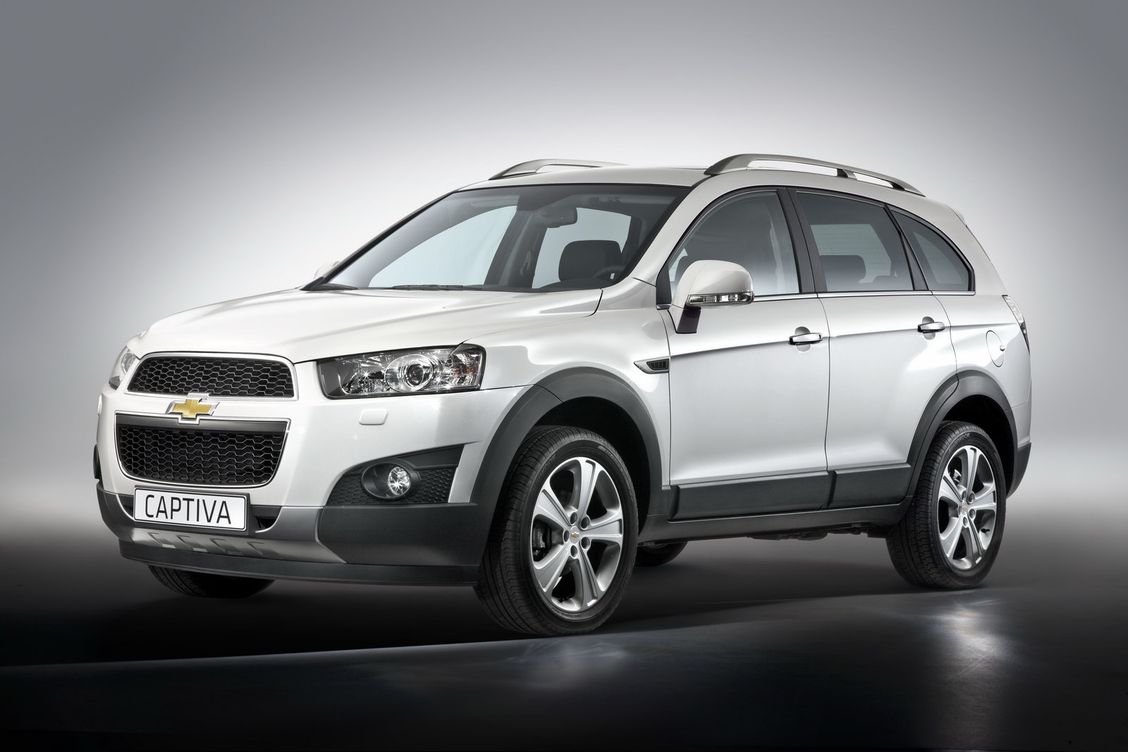 chevrolet captiva pictures #1