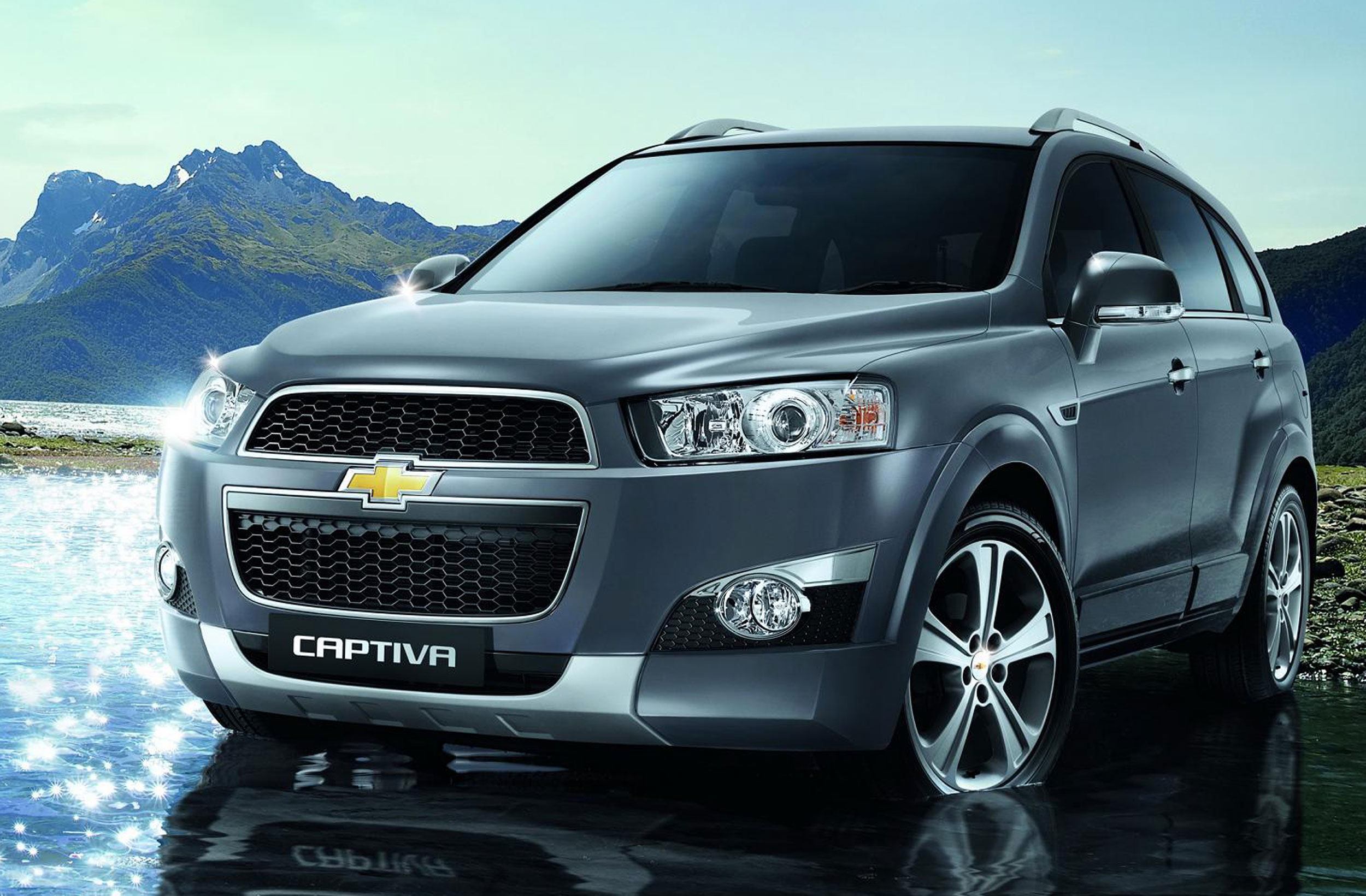chevrolet captiva pictures #9