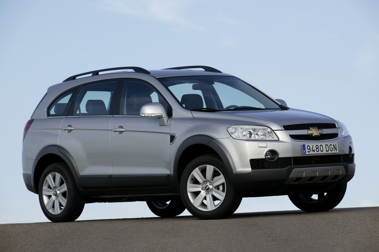 chevrolet captiva seriess #5