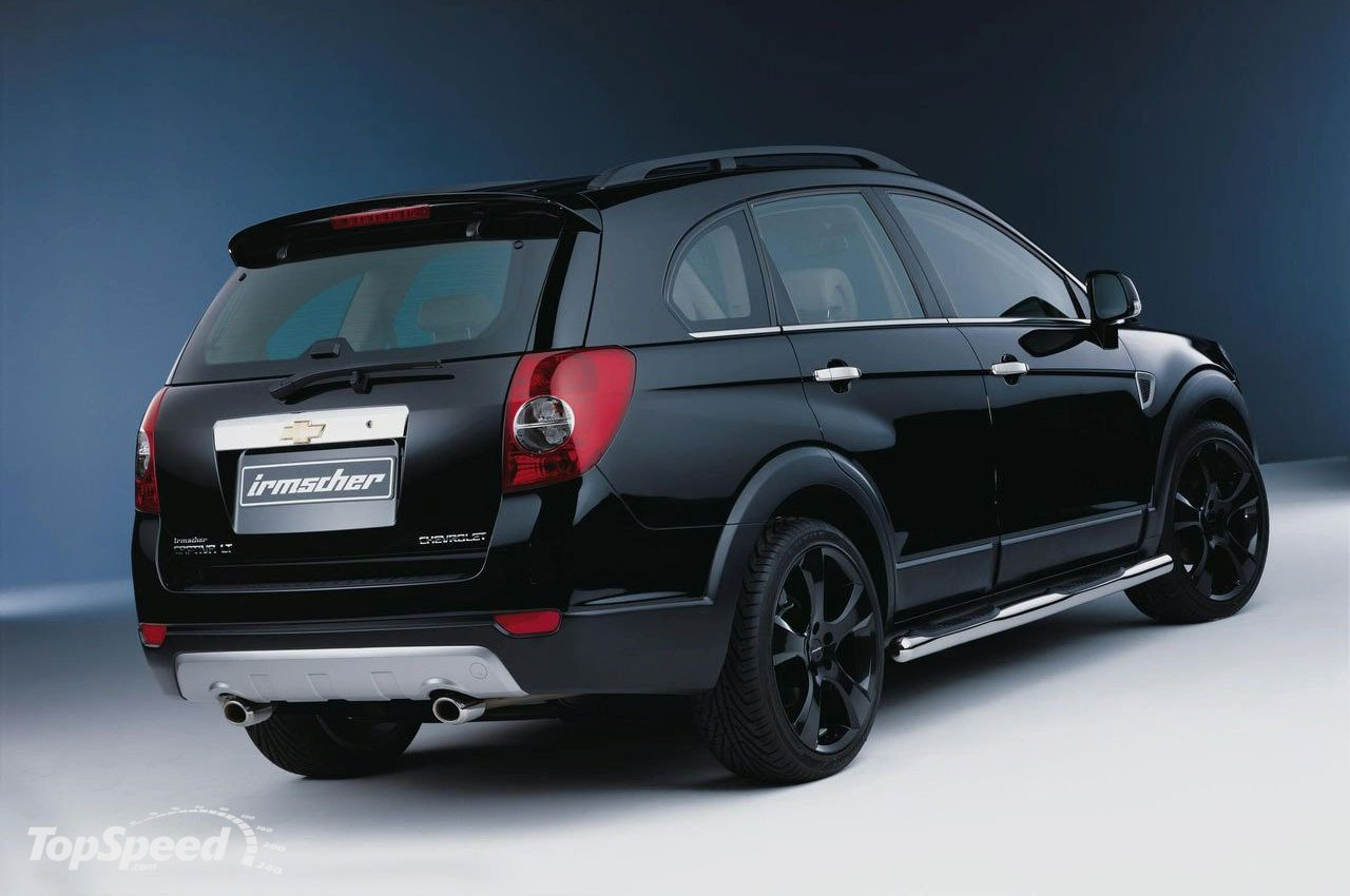 chevrolet captiva seriess