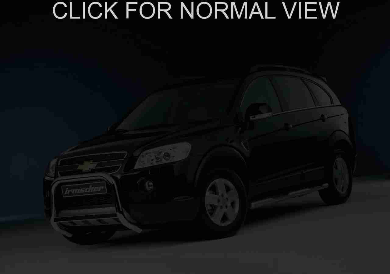chevrolet captiva wallpaper #7