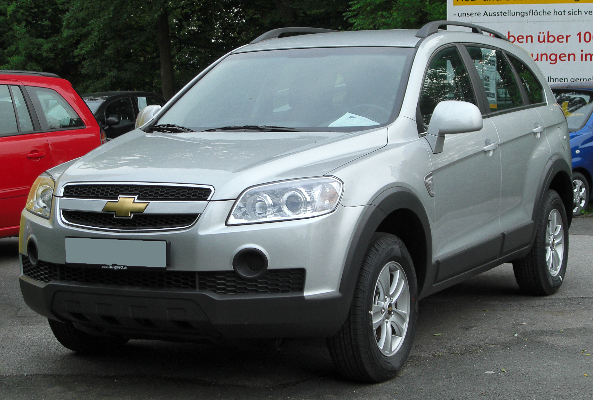 chevrolet captiva wallpaper #15
