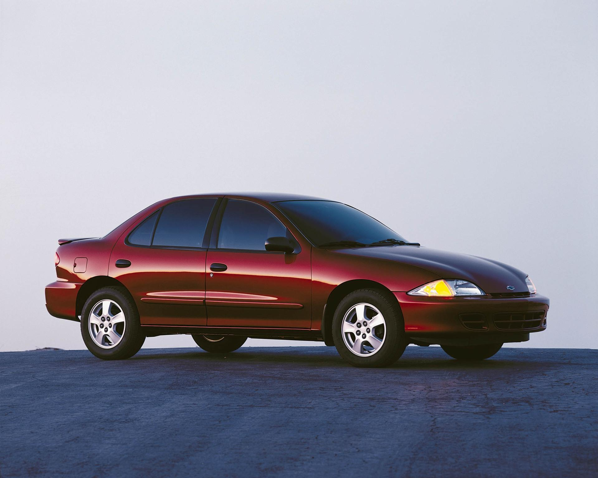 chevrolet cavalier coupe (j) 1995 models #14