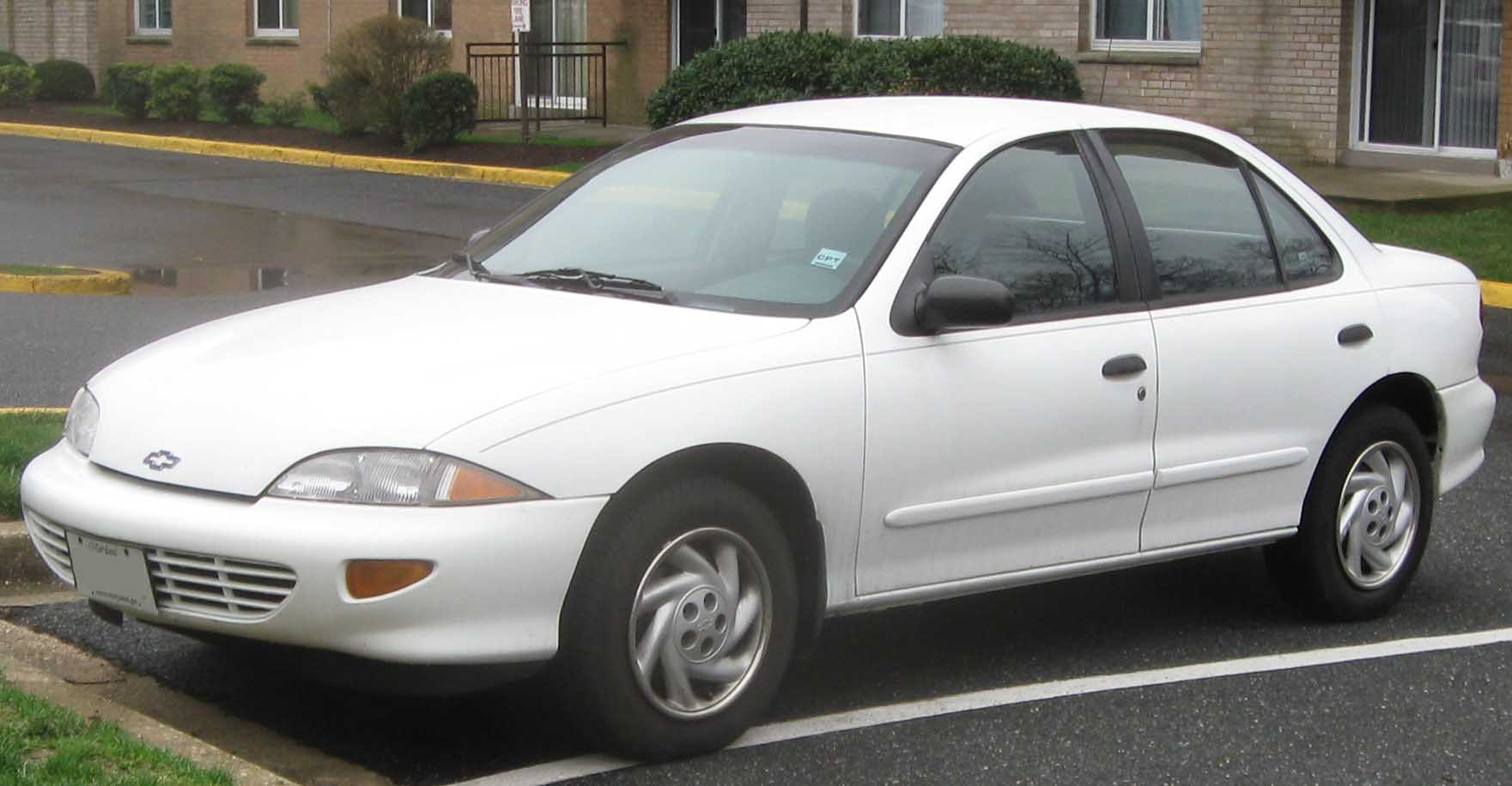 chevrolet cavalier coupe (j) 1995 pictures #2