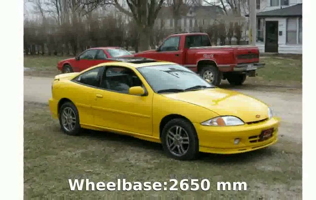 chevrolet cavalier coupe (j) 1995 pictures #10