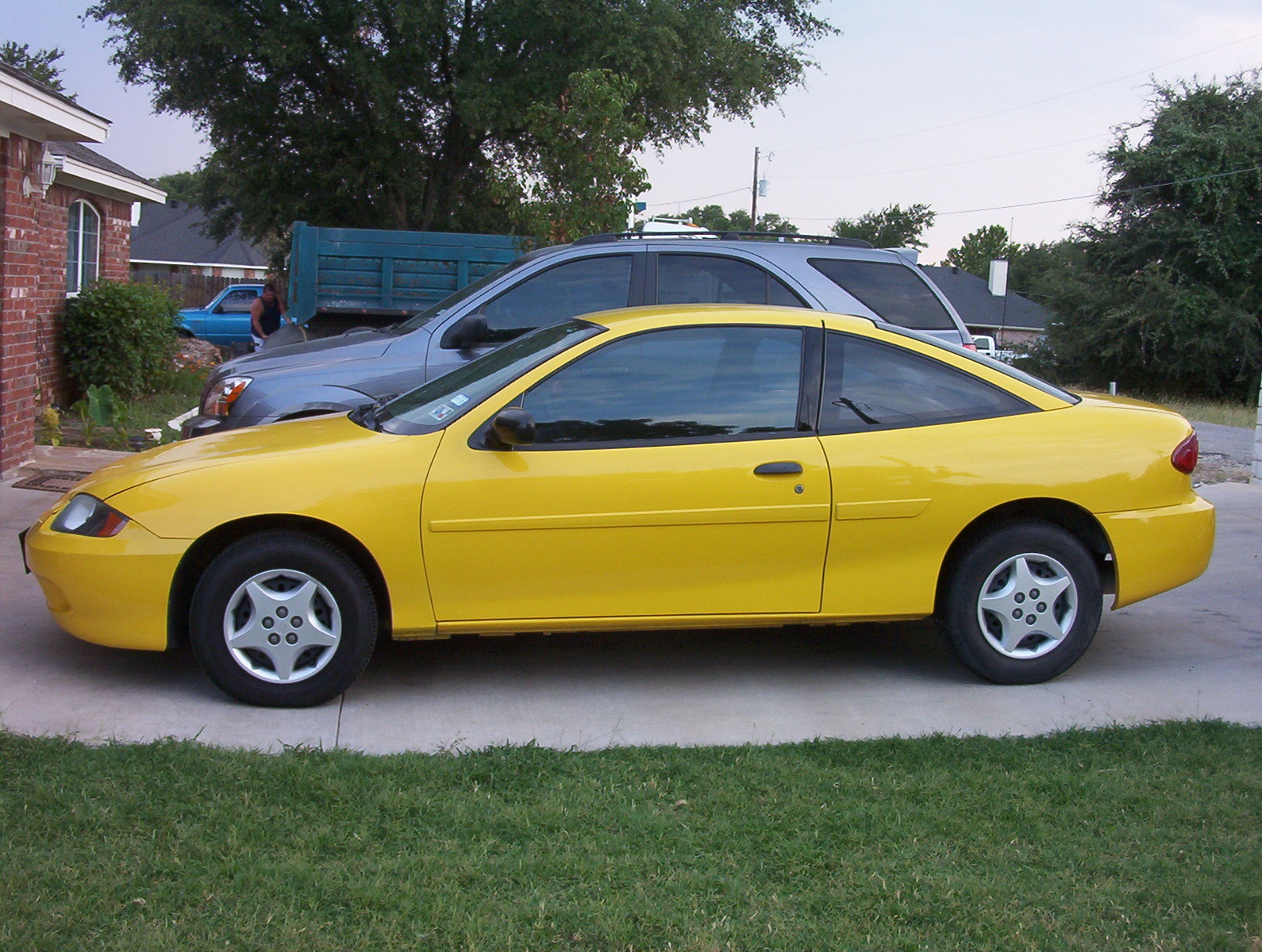 Cavalier 97 chevy cavalier specs : 2003 Chevrolet Cavalier coupe (j) – pictures, information and ...