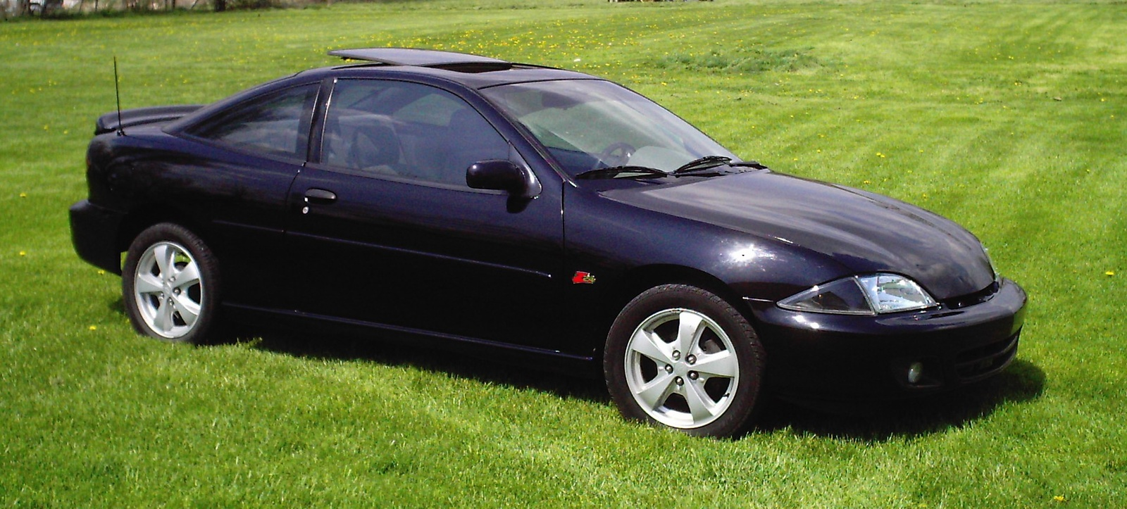 Cavalier chevy cavalier 2004 reviews : 2004 Chevrolet Cavalier coupe (j) – pictures, information and ...