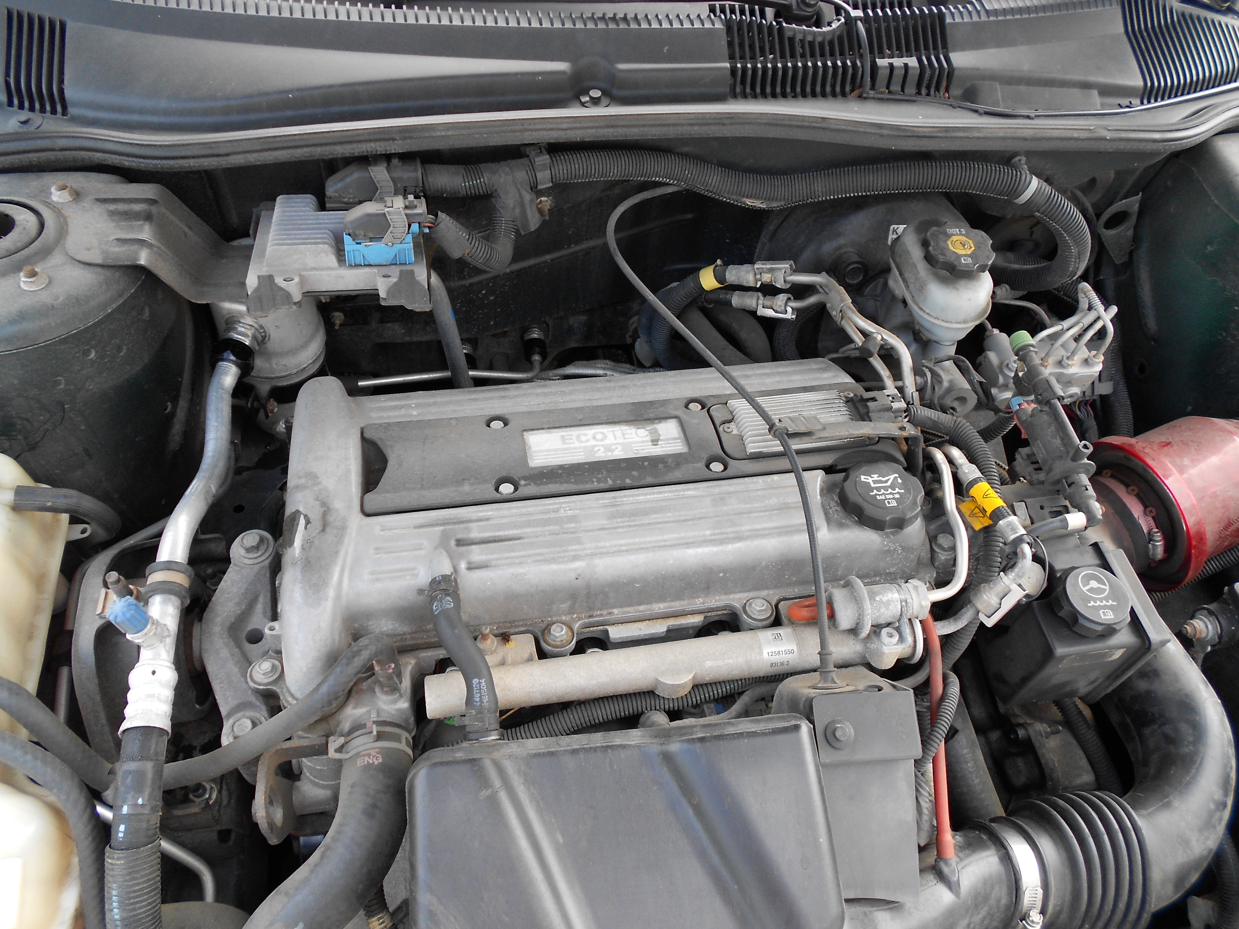 Chevy 2 4 Engine Diagram Wiring 2003 Alero Cavalier Z24 Library2003 Chevrolet J Pictures Information