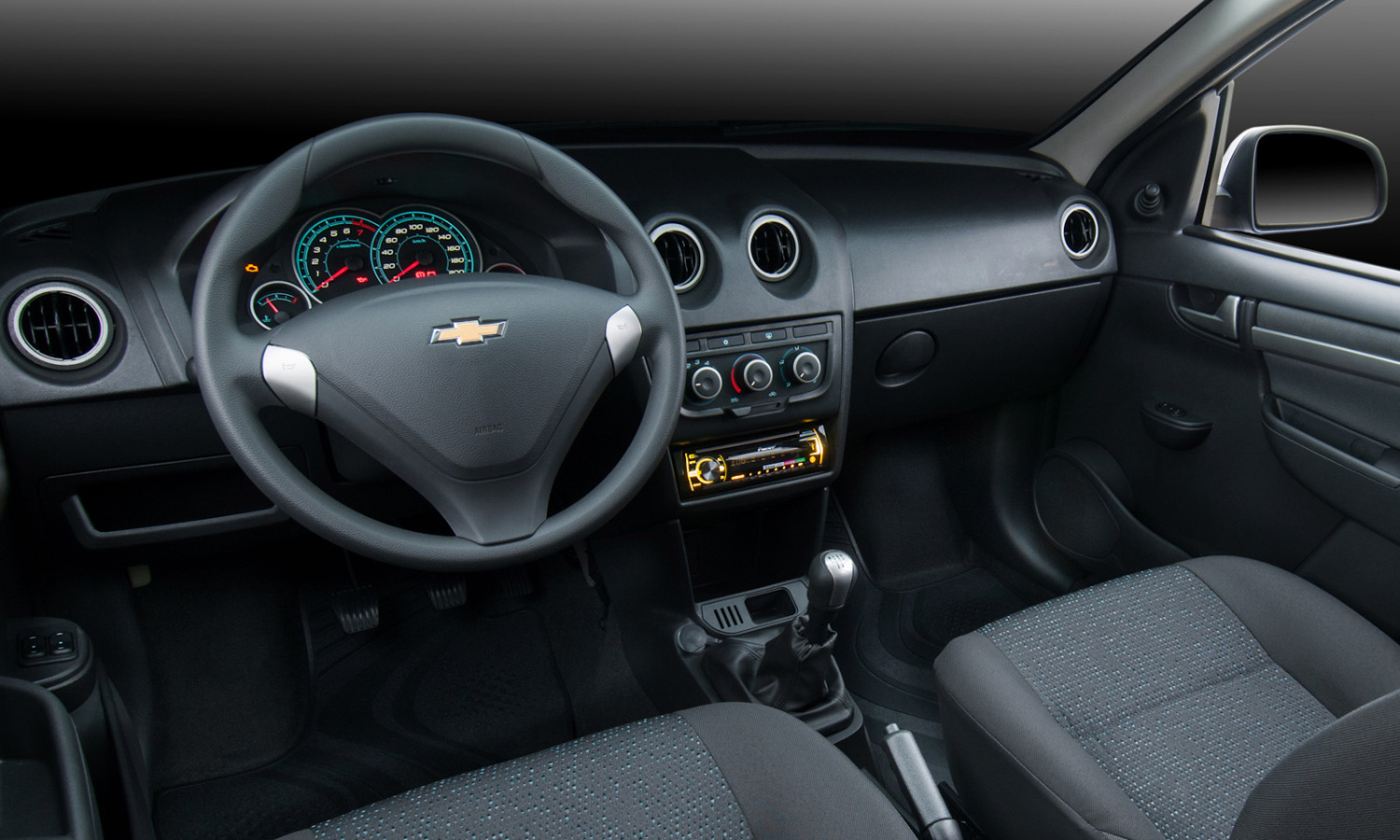 2014 chevrolet celta – pictures, information and specs - auto