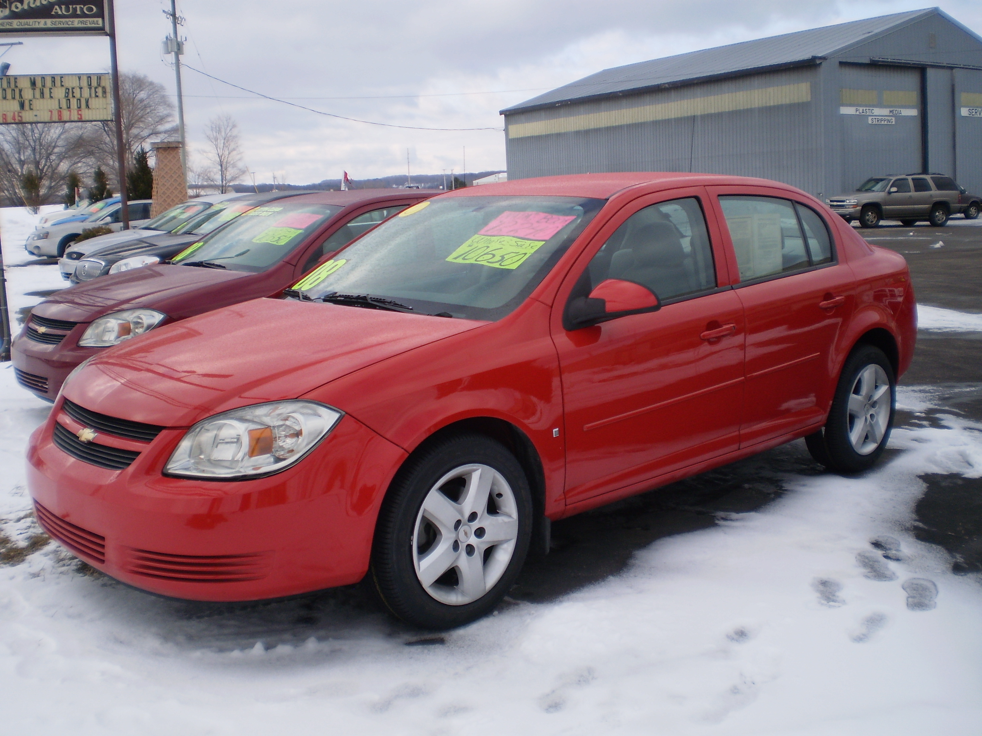 2008 chevrolet cobalt pictures information and specs. Cars Review. Best American Auto & Cars Review