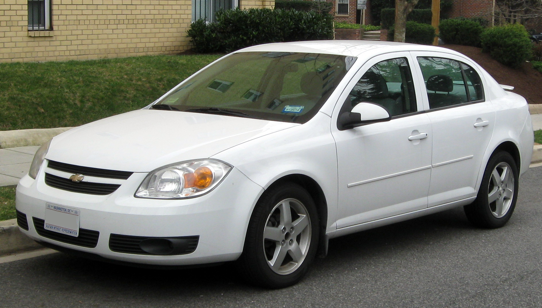 2012 Chevrolet Cobalt Pictures Information And Specs