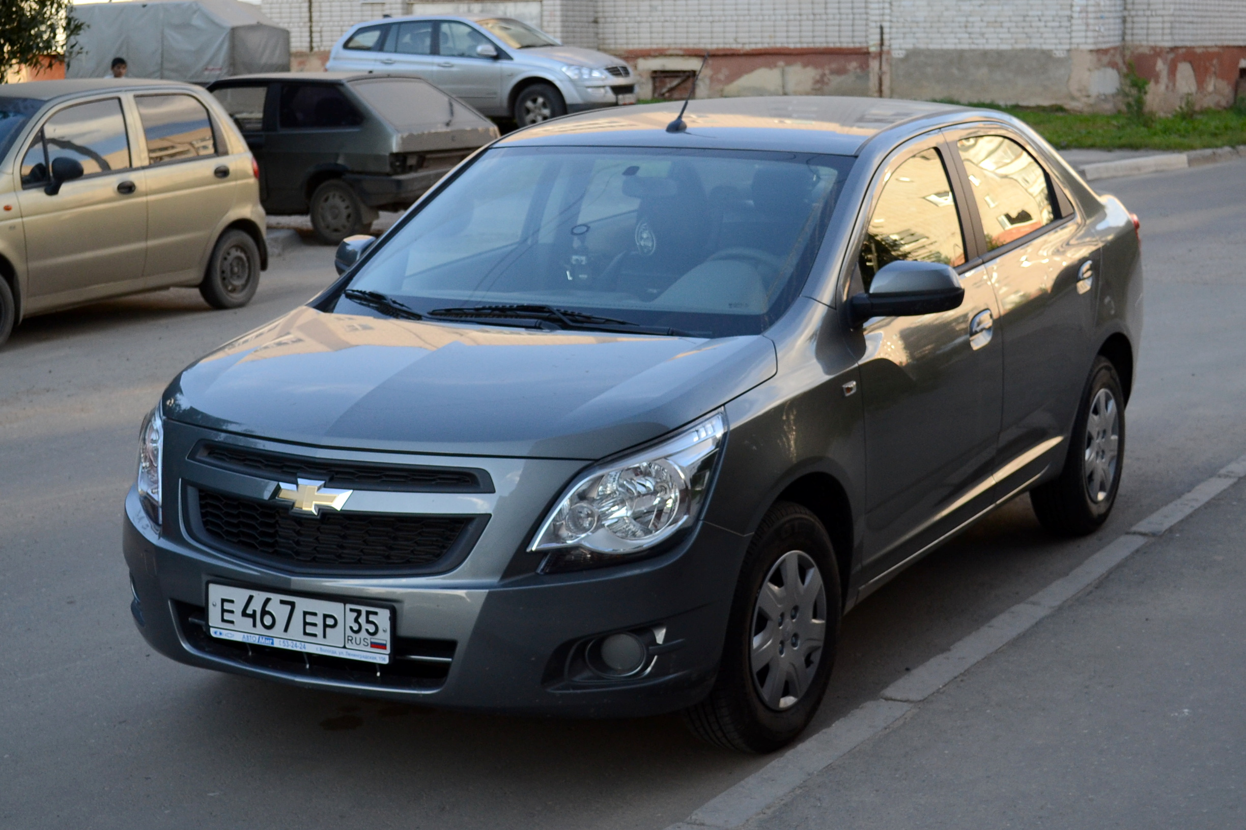 2014 Chevrolet Cobalt – pictures, information and specs ...