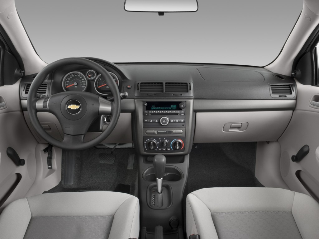 2005 Chevrolet Cobalt coupe – pictures, information and