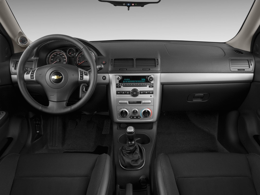 2010 Chevrolet Cobalt Coupe Pictures Information And