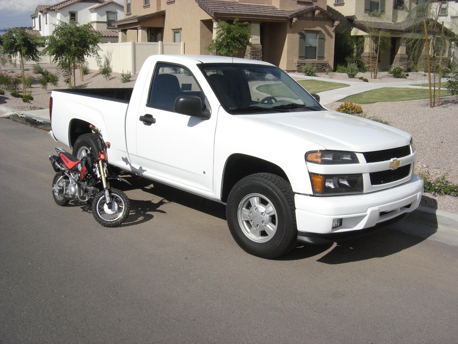 2006 chevrolet colorado pictures information and specs. Black Bedroom Furniture Sets. Home Design Ideas
