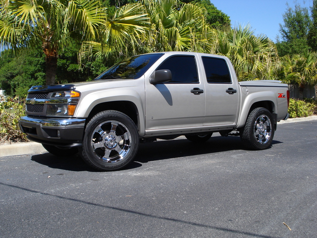 2006 Chevrolet Colorado – pictures, information and specs - Auto ...