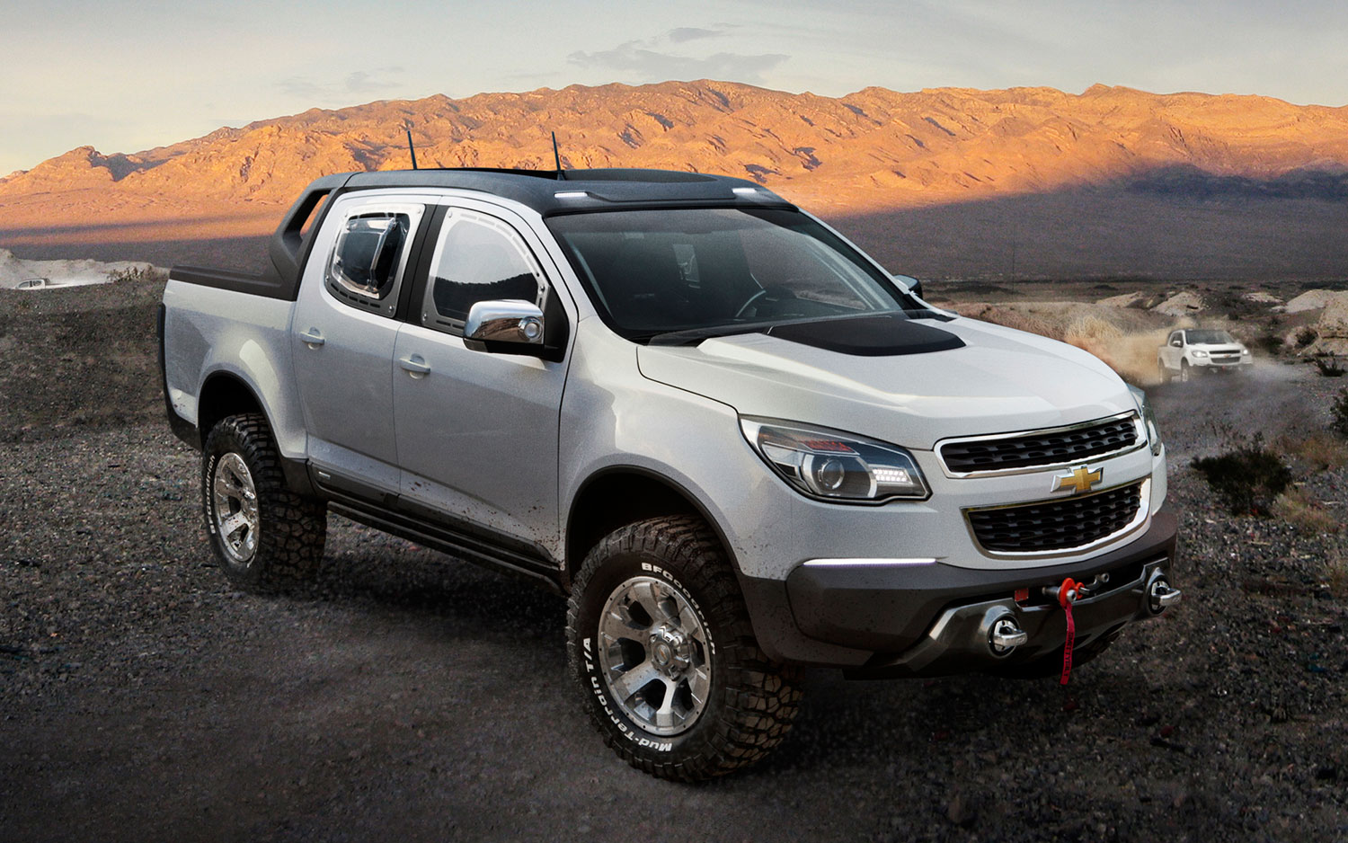 chevrolet colorado images