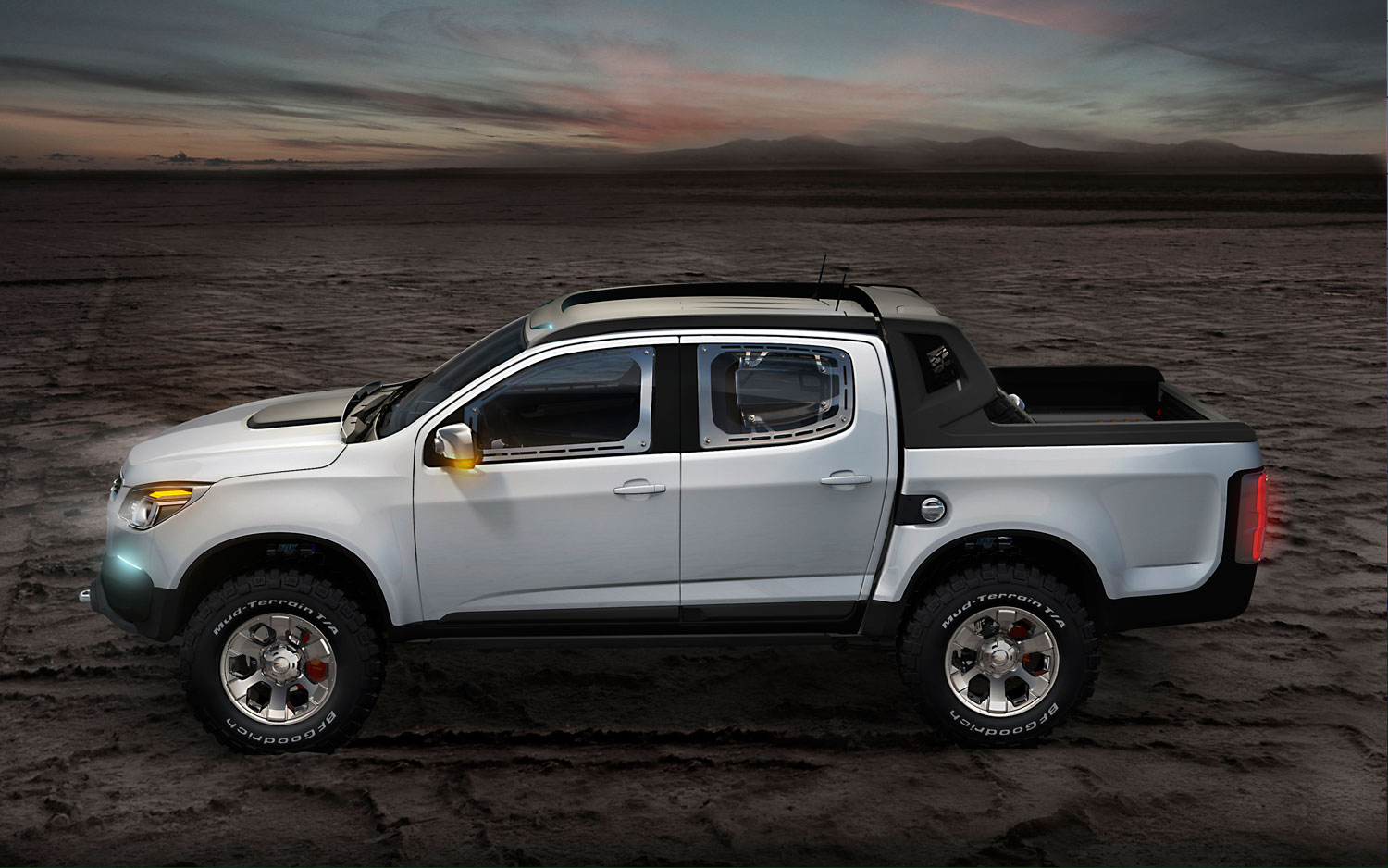 chevrolet colorado seriess