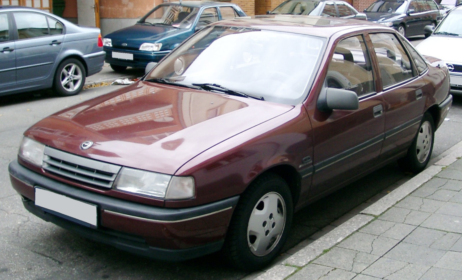 chevrolet corsa sedan (gm 4200) 1998