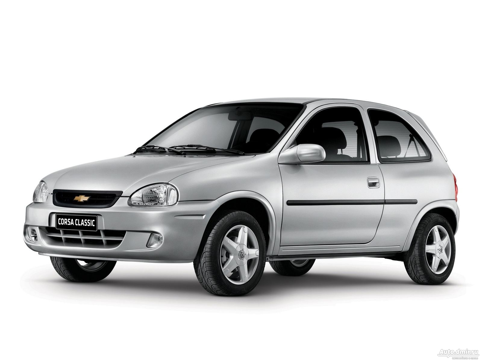 chevrolet corsa sedan (gm 4200) 1998 models